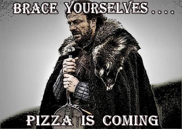 Sean Bean Pizza Is Coming