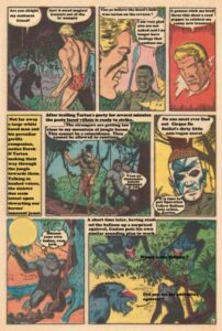 Tartan The Apeman Story1 Page 3 text