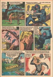 Tartan The Apeman Story1 Page 4