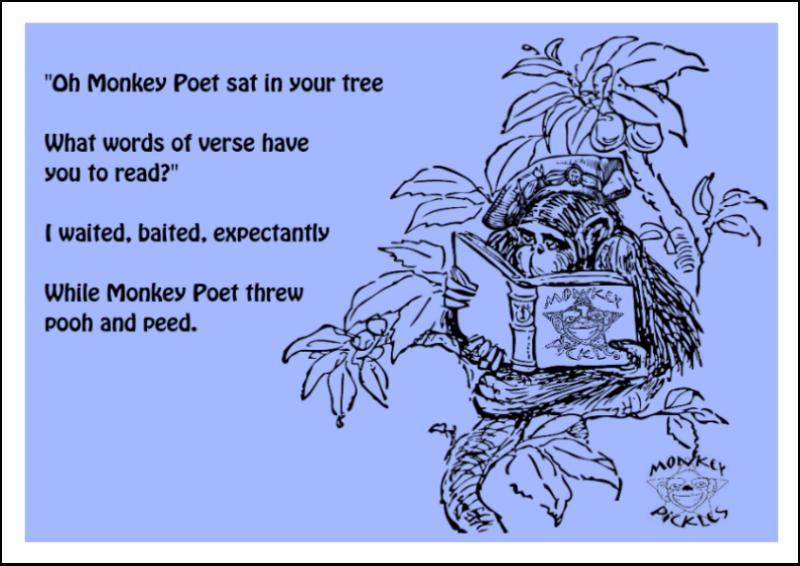 monkey poet 2 border